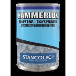 Краска молотковая антикоррозийная Хаммерлюкс, банка 2,5л